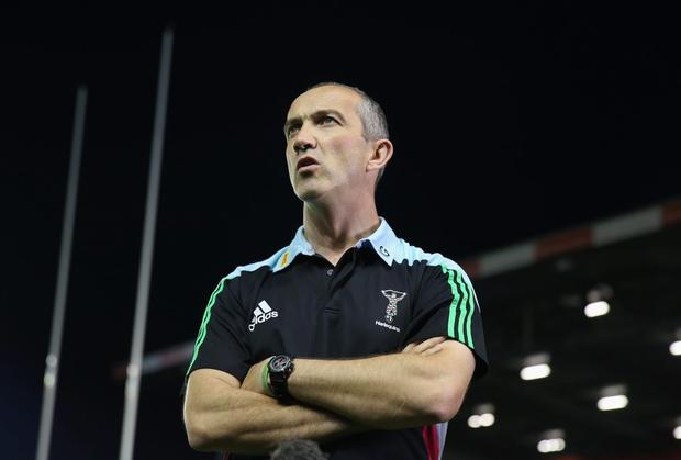 Conor O'Shea has a lot of respect for what Leinster have achieved