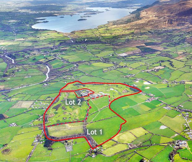 SALE The Lands At Beaufort In Co Kerry Are For Sale Excess Of