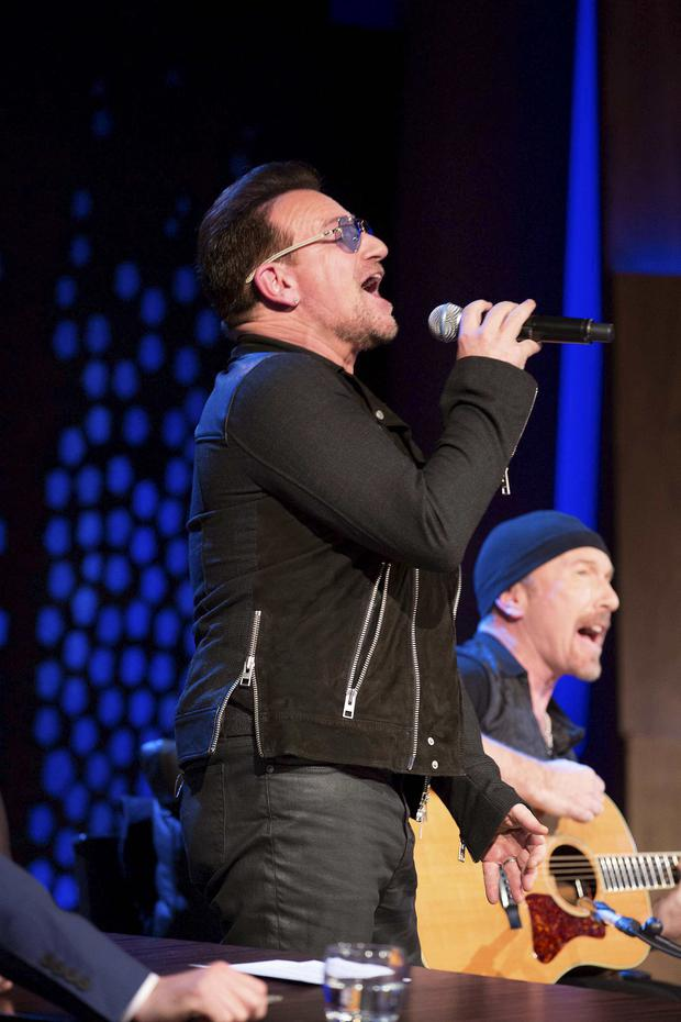 U2 will perform at the 3Arena in Dublin next November