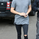 Niall Horan seen at a recording studio on November 5 in London
