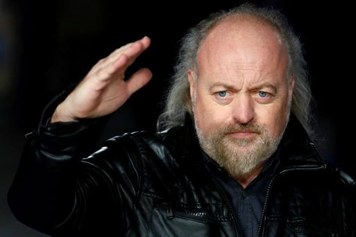 Comedian Bill Bailey arrives for the premiere