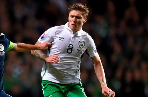 Jeff Hendrick, Republic of Ireland