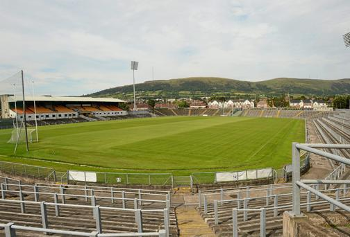 Casement Park in Northern Ireland