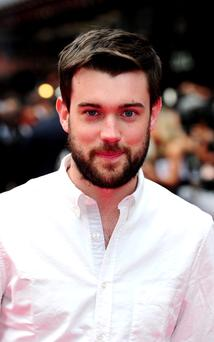 'King of comedy' Jack Whitehall. Photo: Ian West/PA Wire