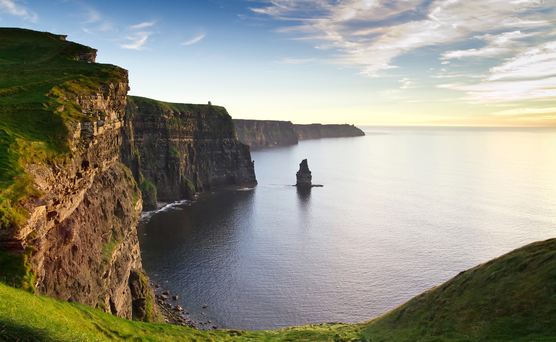 The Cliffs of Moher: Visits were up over 15pc in 2015. Photo: Deposit