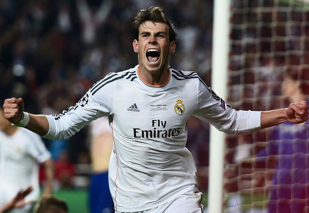 Are Manchester United lining up a €90m bid for Gareth Bale