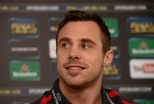 Tommy Bowe will play his first game against Ospreys since leaving the club for Ulster in 2012