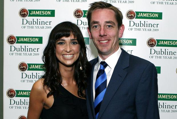 Aoibhinn Ni Shuilleabhain and Ryan Tubridy have announced that they are no longer an item