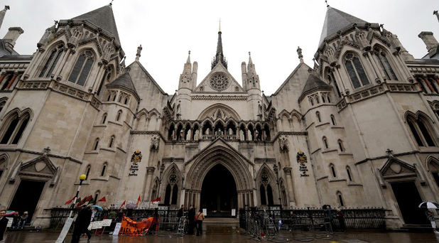 High Court in London