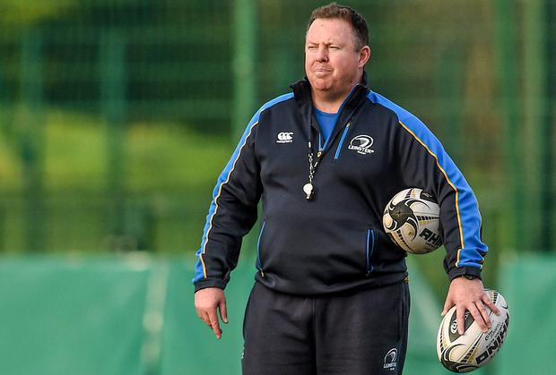 'I'm with the former camp in my belief that the focus should be on those within the set-up whose job it is to deliver winning performances' Pat Murphy / SPORTSFILE