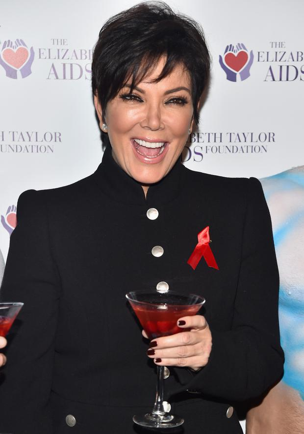 Kris Jenner will be played by Selma Blair