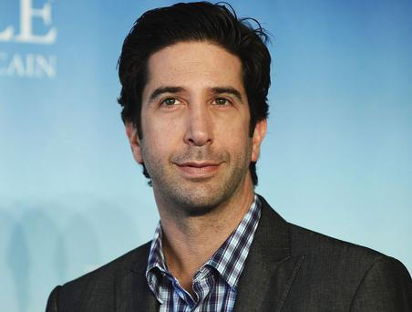 David Schwimmer will play Rob Kardashian in a TV show based around OJ Simpson's trial.