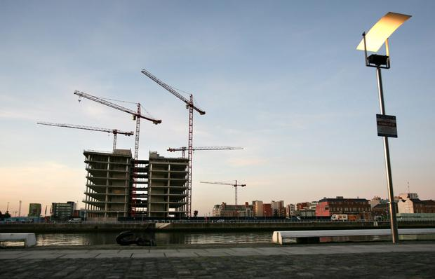The sale to the Central Bank of the Dublin site originally planned as Anglo Irish Bank's headquarters in 2013 was one of the most high profile by a Nama appointed reciever.