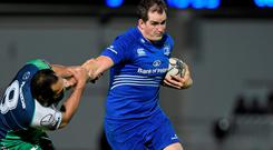 Devin Toner has signed a two-year extension to his Leinster contract