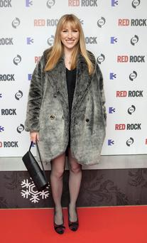 Valerie O'Connor at the special pre-screening of new Tv3 Soap Red Rock at The Lighthouse Cinema