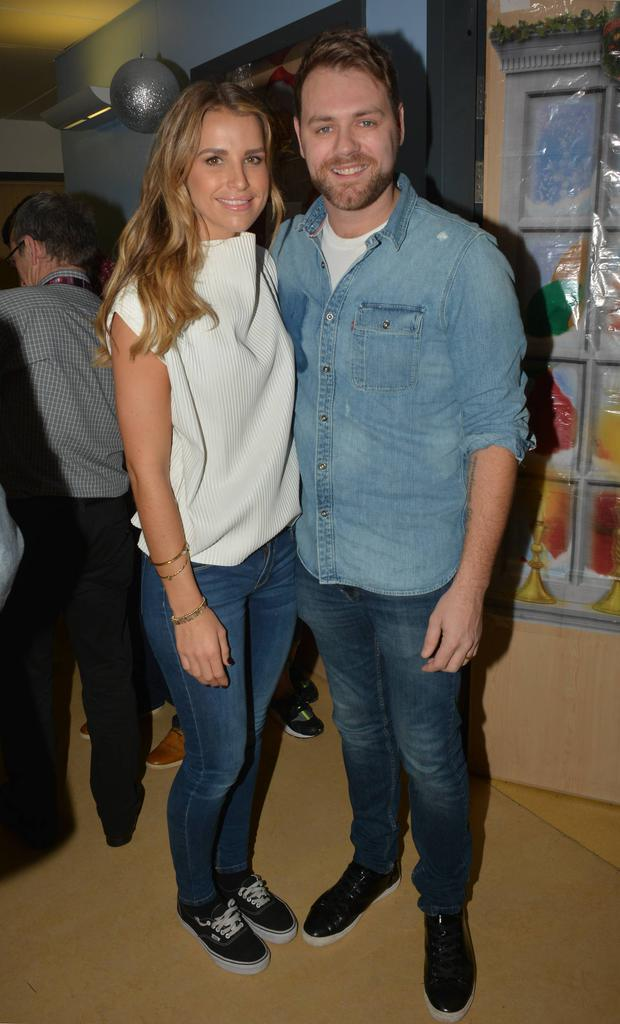 Vogue Williams, Brian McFadden