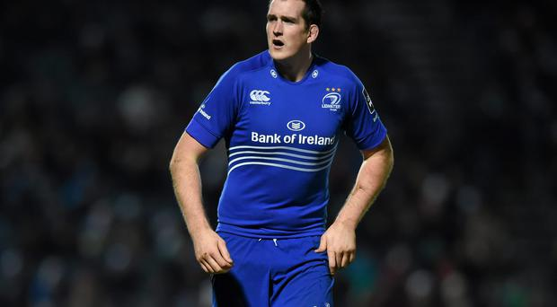 Leo Cullen says he always believed Leinster's Devin Toner had what it took to make it at the top level. Photo: Stephen McCarthy / SPORTSFILE