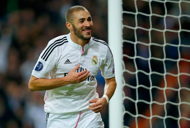 Name: Karim Benzema | Age: 26 | Club: Real Madrid | Possible fee: £30m | Interested clubs: Arsenal, Manchester United, Liverpool. Photo: Gonzalo Arroyo Moreno/Getty Images