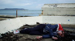 TV3's Red Rock gets off to an explosive start on January 7 with the discovery of a body on a Dublin pier.