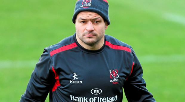 Rory Best: We're lacking consistency