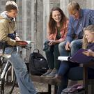 College students need accommodation, but who would want to live beside them?