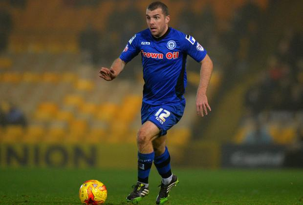 Rochdale midfielder Stephen Dawson has vehemently protested his innocence since his arrest in April last year as part of the NCA's investigation into betting irregularities. Photo: Tony Marshall/Getty Images
