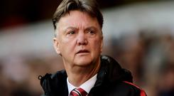 Louis van Gaal insists he will send his Manchester United side into their FA Cup tie with Yeovil Townfully prepared. Photo: Jamie McDonald/Getty Images