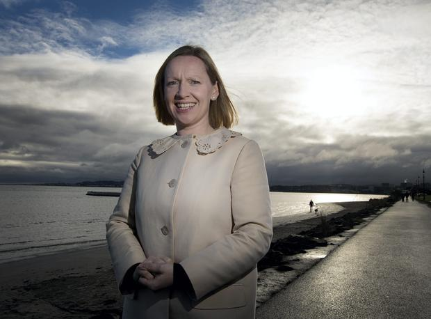 POWER: Lucinda Creighton's new party could take votes from Fine Gael Photo: David Conachy