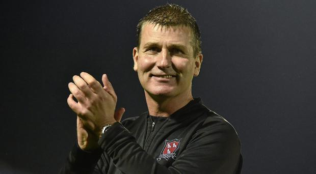 Stephen Kenny has signed a contract extension