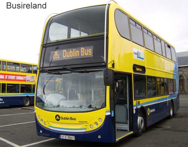 Image result for Dublin Bus