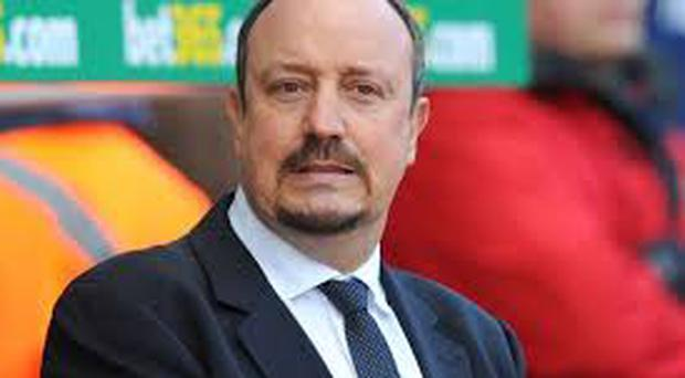 Naploi manager Rafa Benitez has been linked with a return to Liverpool.