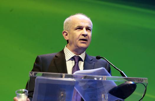 IFA President Eddie Downey called for immediate publication of guidelines