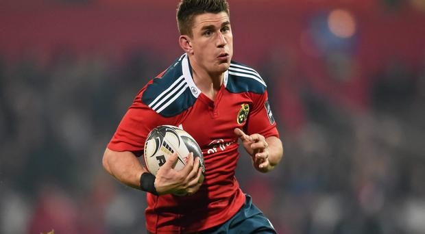 Ian Keatley's good form has been rewarded with a new contract.