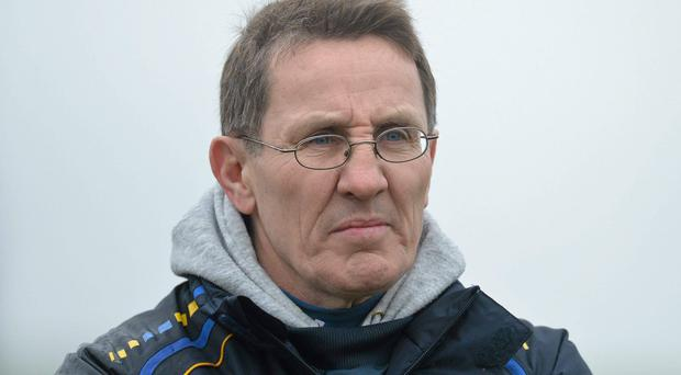 DCU manager Niall Moyna
