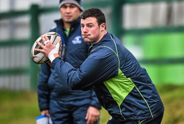 Henshaw played alongside Payne at inside-centre in Ireland's win over South Africa in November, before lining up outside D'Arcy against Australia, and keeping the jersey made famous by Brian O'Driscoll is his preference.