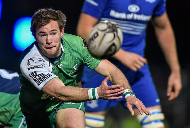 Marmion looks set for a battle with Eoin Reddan to become back-up to first-choice scrum-half Conor Murray ahead of the Six Nations and World Cup.
