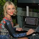 Model Pippa O'Connor launches her beauty, fashion and mother care website Pippa.ie