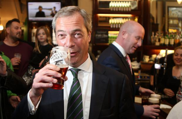 Ukip leader Nigel Farage, has received a huge boost after a British government regulator said the UK Independence Party would be ranked as a