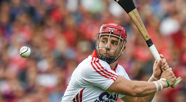 Anthony Nash was trolled on Twitter by his Cork team-mates