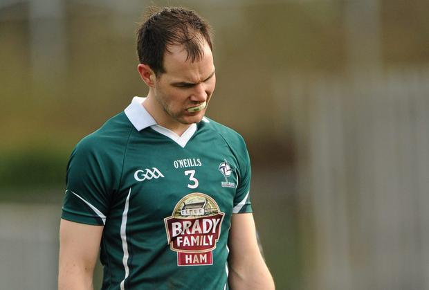 30-year-old Athy defender, Mick Foley, has confirmed that he is not available this year because he has undertaken additional studies on top of his job as a secondary school teacher.