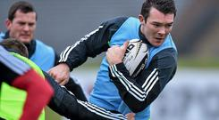 In the plethora of contract extensions that were announced on Wednesday, one noticeable absentee was captain Peter O'Mahony