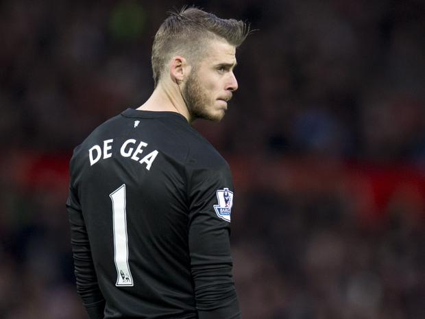 De Gea has been assured by United he will remain their No 1 keeper despite confirmation yesterday that Valdes had signed on a free transfer