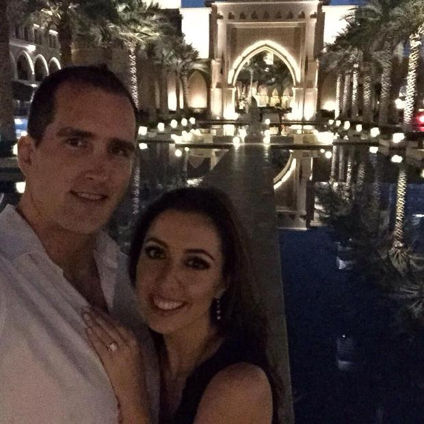 Rugby star Devin Toner is engaged to girlfriend Mary Scott