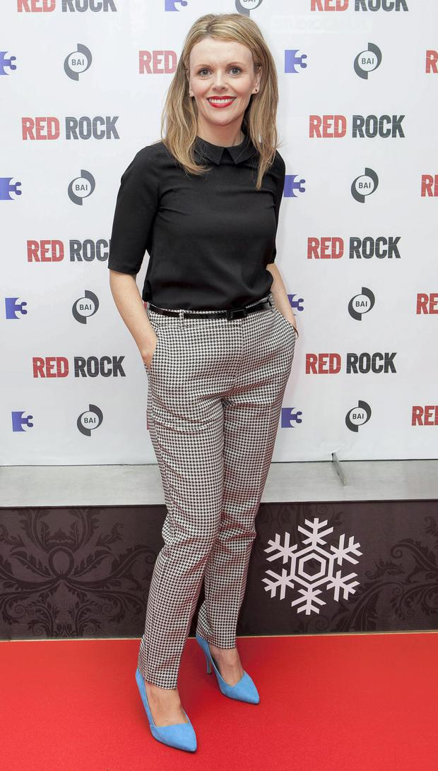 Denise McCormack at the special pre-screening of new Tv3 Soap Red Rock