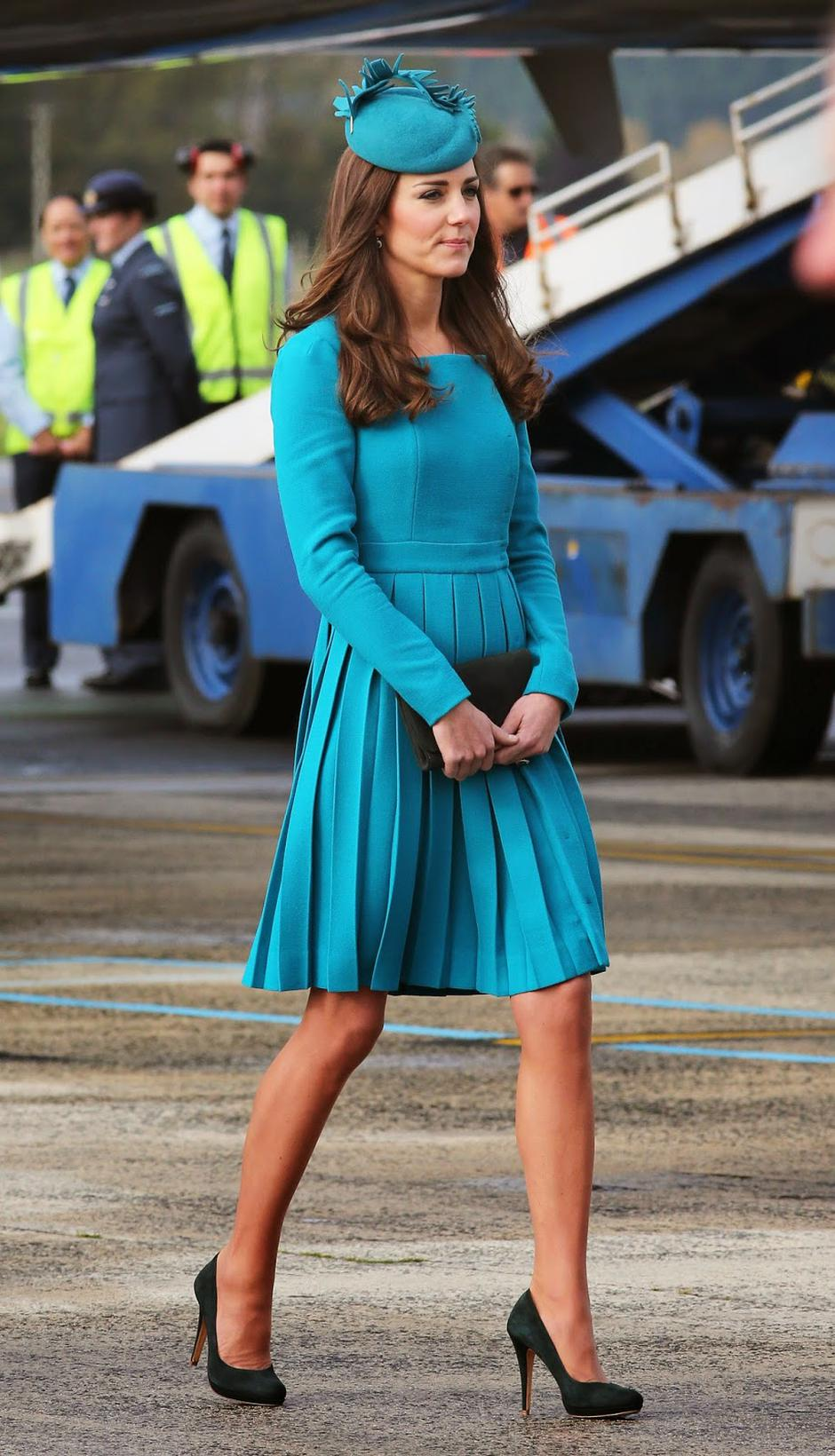In Pictures: Kate Middleton\'s most stylish wedding guest dresses