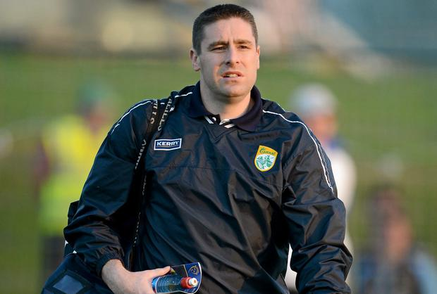 Darragh Ó Sé is the new Kerry manager, for a day.
