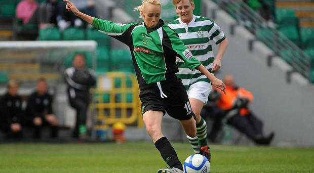Had it not been for her coaches' commitment to video analysis, Roche's goal would have been recorded only in the memories of those who were there at Ferrycarrig Park and would not have been eligible for the Puskas Award.