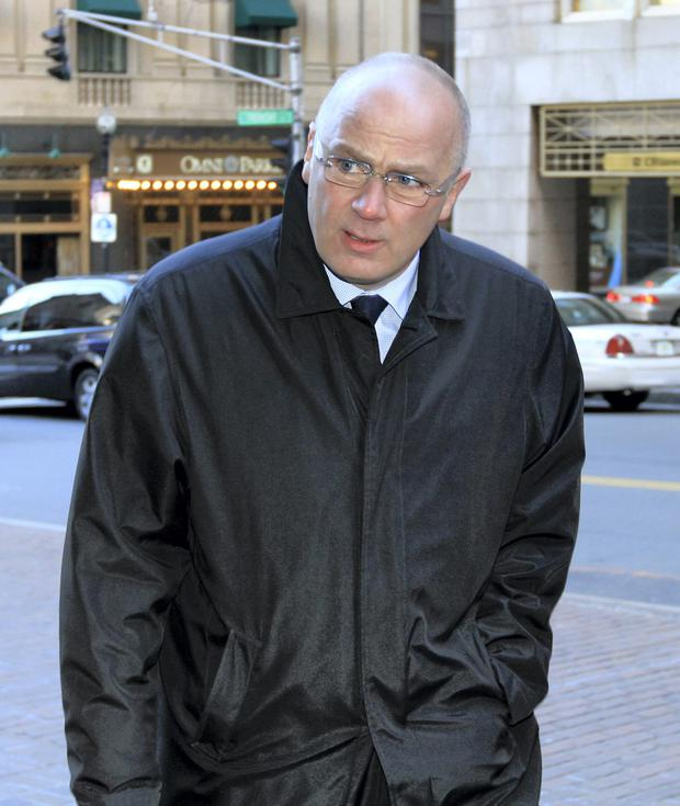 Former Anglo chief executive of David Drumm