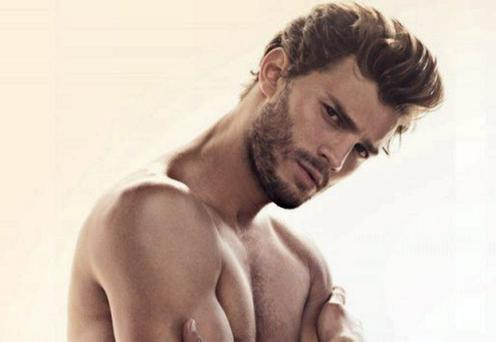 UNDER FIRE: Jamie Dornan has been criticised for his remarks in an interview