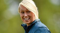Stephanie Roche is seeking to become the sixth winner of the Puska Award and she is aiming to join an illustrious list. Barry Cregg / SPORTSFILE